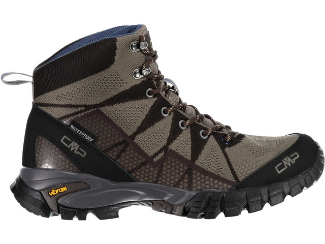 CMP Campagnolo Tauri Mid WP Trekking Shoes Herre seppia